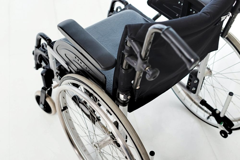 wheelchair safety tips